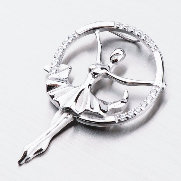 Stříbrný přívěsek PKL-3017