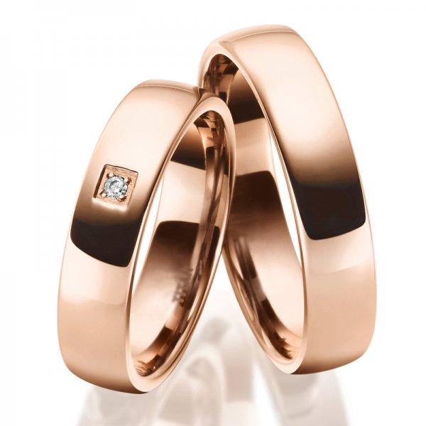 Titanové snubní prsteny SP-TI-032