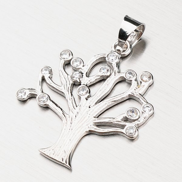 Zlatý přívěsek - strom života 43-2929