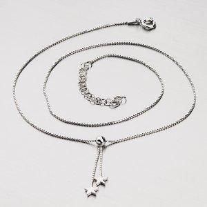 Stříbrný náhrdelník M3009B