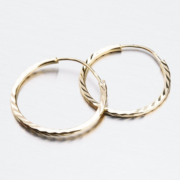 Zlaté kruhy PKL 12-004
