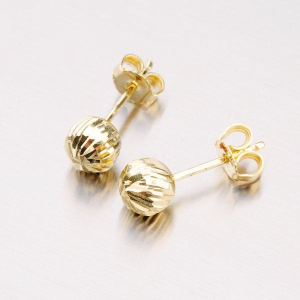 Zlaté náušnice 42-32454