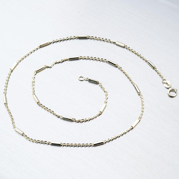Zlatý řetízek 45-1787