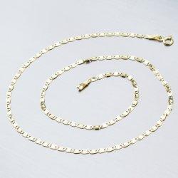 Zlatý řetízek 45-1025