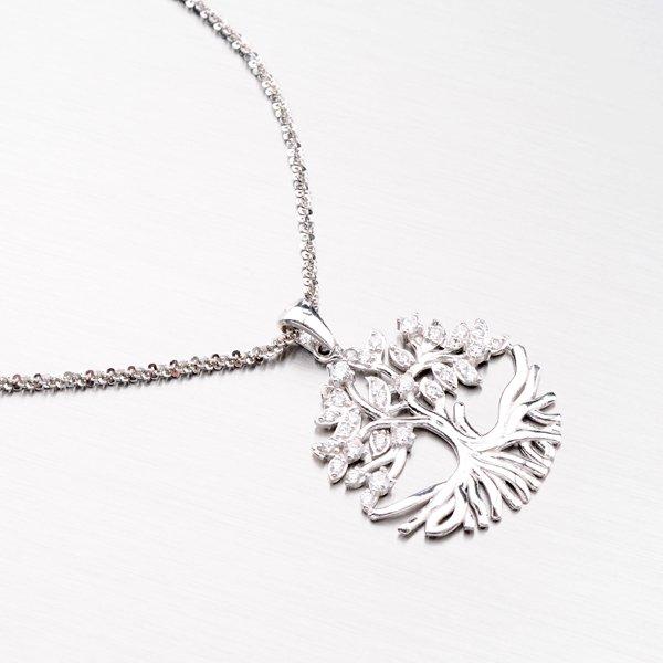 Stříbrný přívěsek - strom života GLM13-021