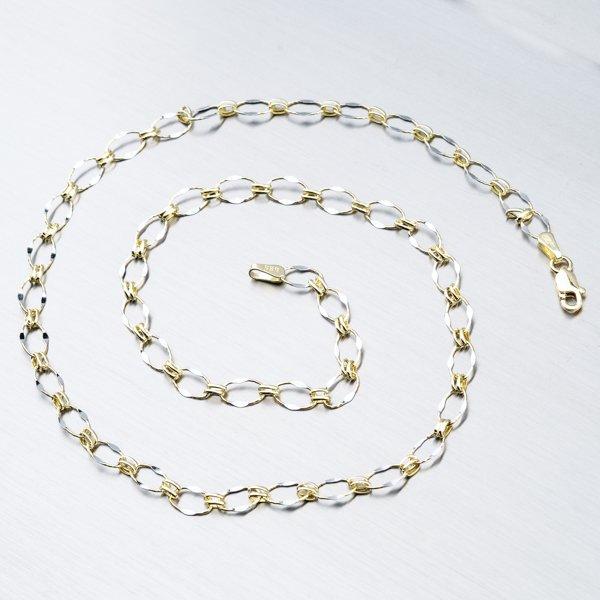 Zlatý řetízek 45-1731