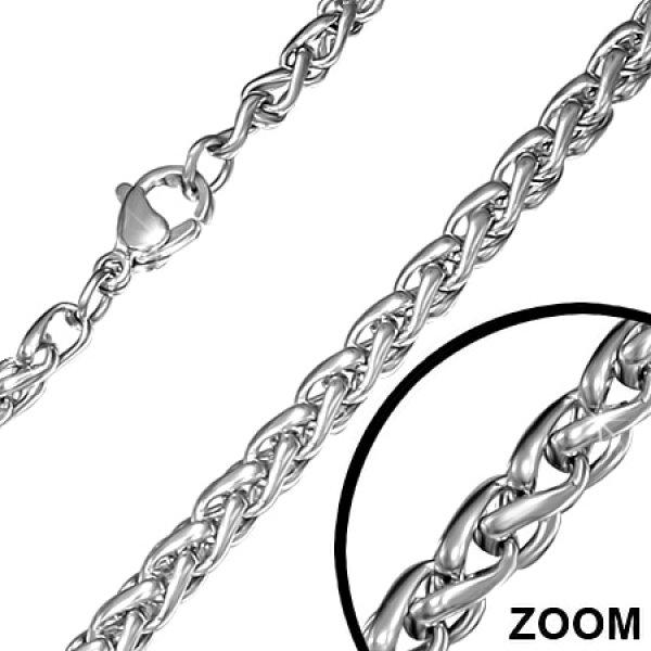 Řetízek z oceli pro ženy GCMO020
