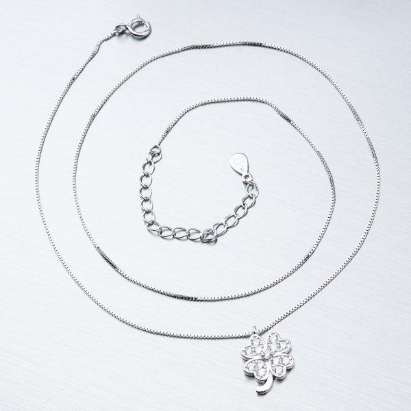 Stříbrný náhrdelník SST-151181