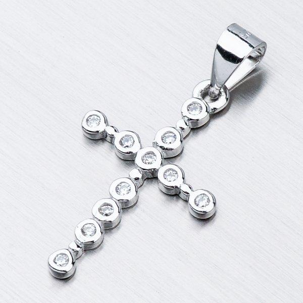 Stříbrný křížek HST-13184