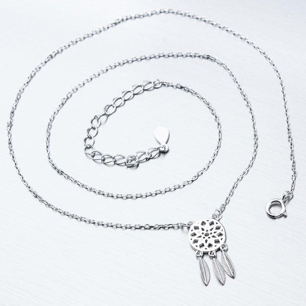 Stříbrný náhrdelník SST-151173