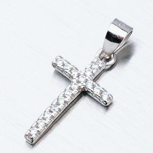 Stříbrný křížek HST-13299