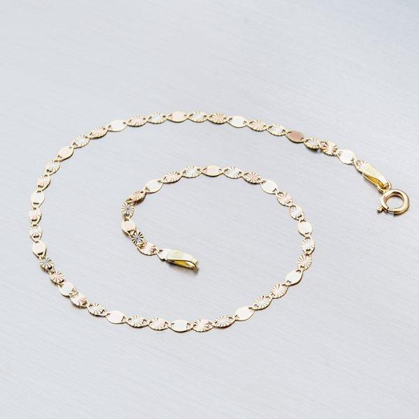 Zlatý náramek 44-1779