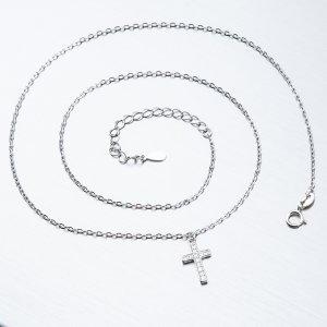 Stříbrný náhrdelník SST-151168