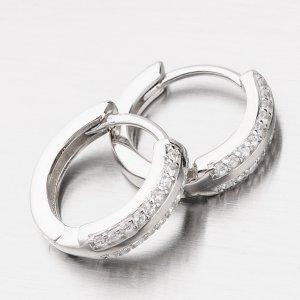 Stříbrné kruhy UCST-122379