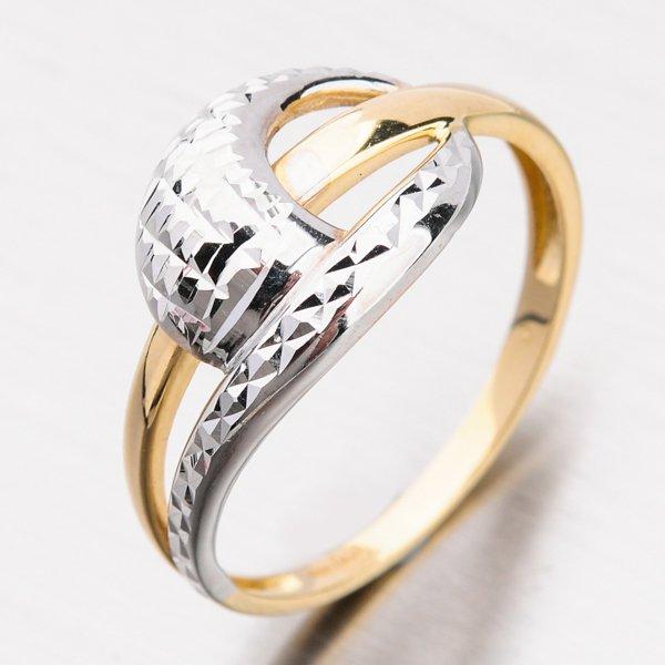 Dámský prsten s gravírováním PKL11-034