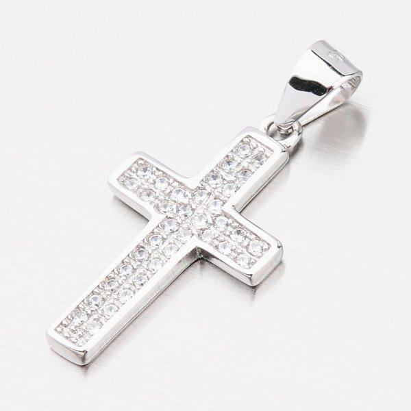 Stříbrný křížek HST-13236
