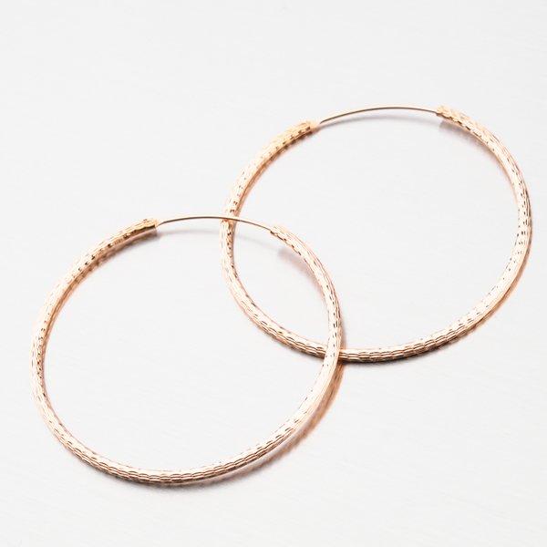 Stříbrné kruhy UCST-121240/45/C