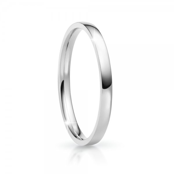 Ocelový snubní prsten ke skládání SP-NS-01