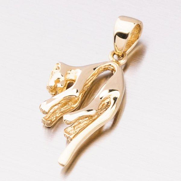 Puma ze žlutého zlata 13-368