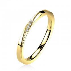 Ocelový prsten RMHBJ-117703-G