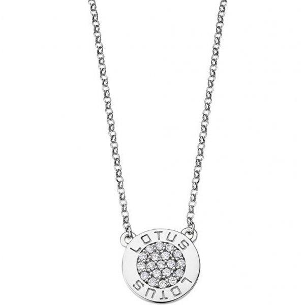 Stříbrný náhrdelník Lotus LP1252-1/1