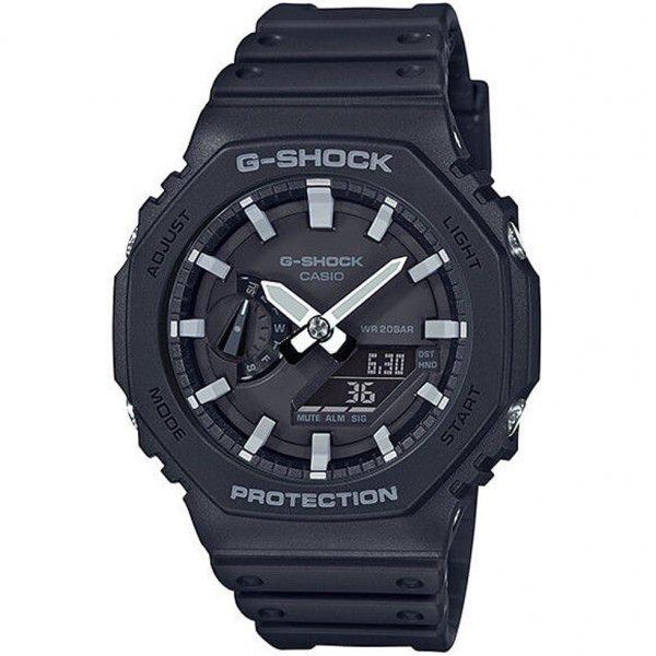 Hodinky Casio G-Shock GA-2100-1AER