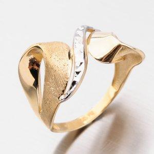 Zlatý dámský prsten 211P-110211