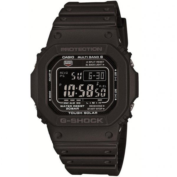 Hodinky Casio G-Shock GW-M5610-1BER