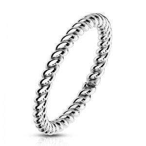 Ocelový prsten RMHBJ-116957-ST