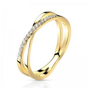 Ocelový prsten RMHBJ-117719-G