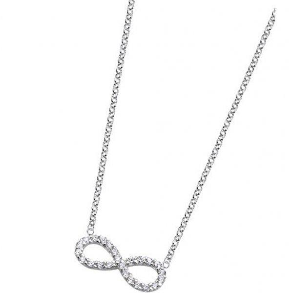Stříbrný náhrdelník Lotus LP1253-1/1