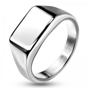 Ocelový pánský prsten RMHBJ-117685-ST