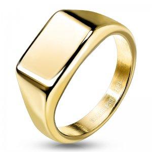Ocelový pánský prsten RMHBJ-117685-G