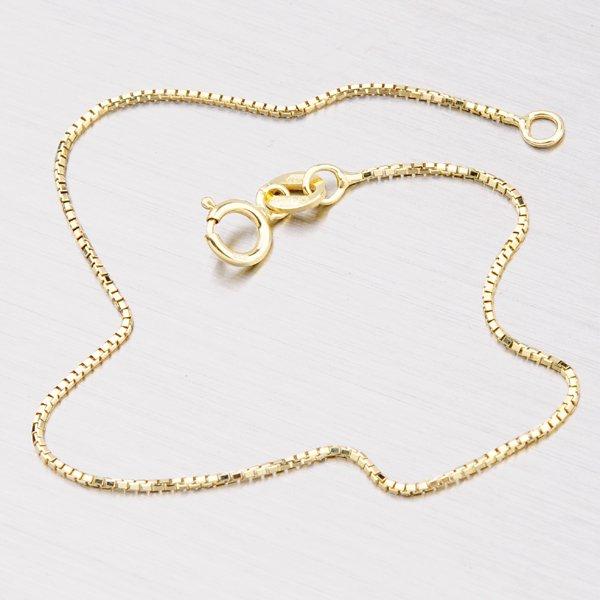 Zlatý náramek - Venecia 44-1027