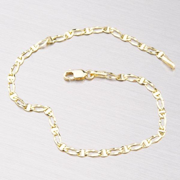 Zlatý náramek 44-1032
