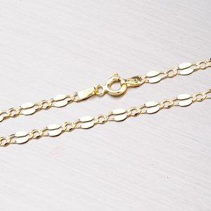 Řetízek ze žlutého zlata 45-1462