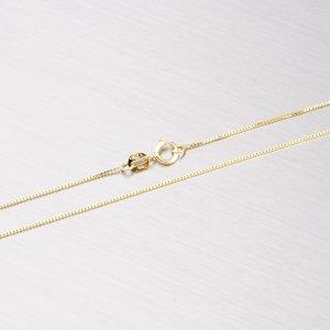 Zlatý řetízek - benátské kostičky 45-1377