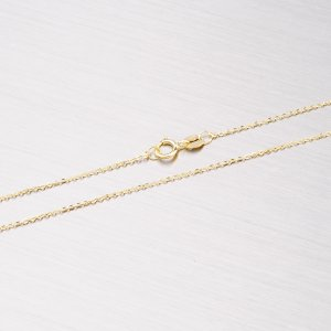 Zlatý řetízek - Anker 45-1023