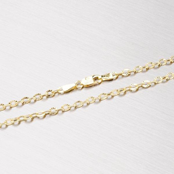 Zlatý řetízek 45-1069