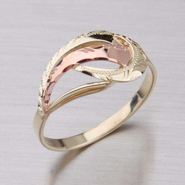 Zlatý prsten 51P-528