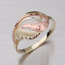 Zlatý prsten 51P-520
