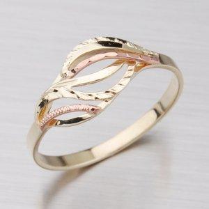 Prsten ze zlata 51P-155