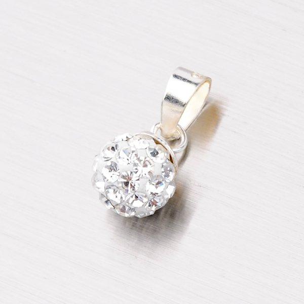 Malá kulička s krystaly 54063
