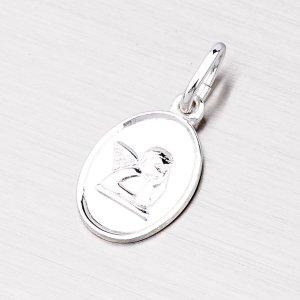 Stříbrný přívěsek s andělíčkem M5485B