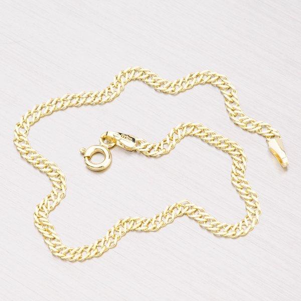 Zlatý náramek - Rombo 44-1167