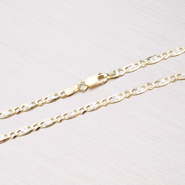 Zlatý řetízek - Plošky 45-1044