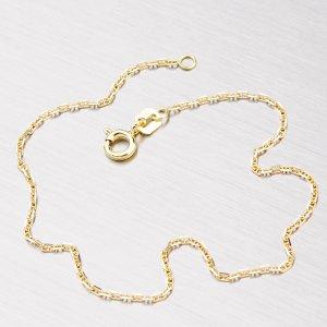Zlatý náramek - Anker 44-1392