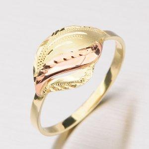 Zlatý prsten Klasik 51P-442