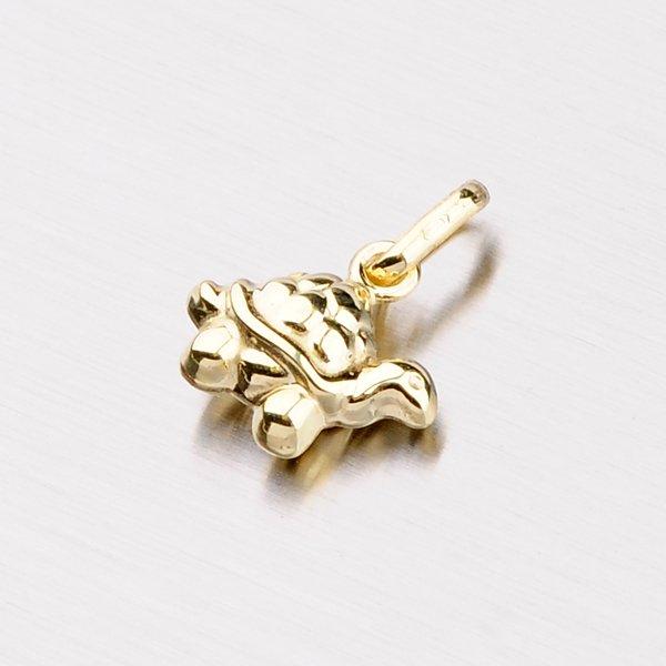 Zlatý přívěsek - Želva 43-2206