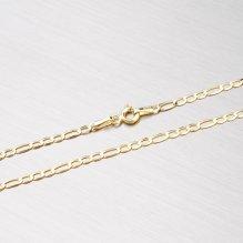 Zlatý řetízek - Figaro 3+1 45-1007
